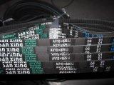 ゴム製狭いVベルト、空気圧縮機のための未加工端のCogged Vベルト