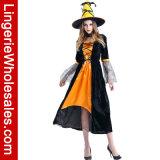 Costume Cosplay вычуры партии Halloween ведьмы женщин сексуальный