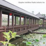 Revestimento composto plástico de madeira de China para a decoração