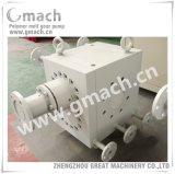 Pompe à engrenages de fonte pour des industries de fibre chimique