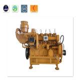 内燃機関を搭載するセットを生成する230V/400V Biogas