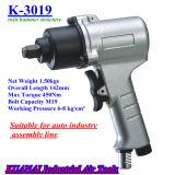 Пневматическая структура K-3219 молотка ключа удара промышленная твиновская