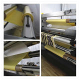 Máquina que lamina caliente del papel de alta velocidad de la Doble-Cara de Mefu Mf1700-D2