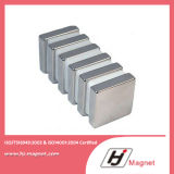 Super leistungsfähiger kundenspezifischer Block-Neodym-Magnet der Notwendigkeits-N35-52 mit ISO9001 Ts16949