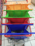 Faltendes Reusable Bags Fabric Bag Non Woven Grocery Shopping Trolley Bag für Supermarket