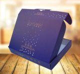 Caja de embalaje de la cartulina acanalada de la E-Flauta