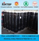 La membrana impermeable del asfalto auto-adhesivo adentro Mojado-Pavimenta la aplicación