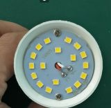blocco per grafici di alluminio di 5W7w9w E27or B22 SMD all'interno dell'indicatore luminoso di lampadina del LED