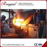 печь стальной индукции 3t плавя