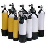 6L compresor de aire de alta presión de acero del cilindro 300bar