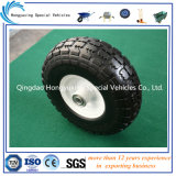 PU Foam Wheel 3.50-4 Haben All Kinds von Tread Pattern