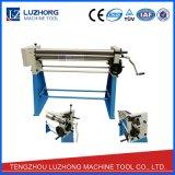 De Rolling Machine van de plaat (de HandRol van de Misstap W01-2X610 W01-2X1000 W01-2X1250)