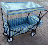 Zusammenklappbarer Lastwagen für Kinder mit Kabinendach