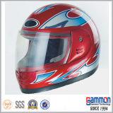 Glänzender volles Gesichts-Motorrad-/Motorrad-Sturzhelm durch Manufacturer (FL118)