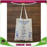 Saco de poeira segurado natural amigável relativo à promoção do algodão de Eco