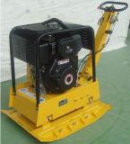 Реверзибельный Compactor плиты с усилием бензинового двигателя 30kn