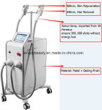 E-Licht IPL HF-Nd YAG Laser-Multifunktionsmaschine