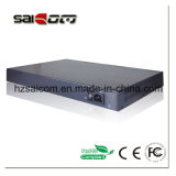 Interruttore di alta qualità 10/100M 24port POE di Saicom (SCG2-1124PF), fabbrica port dell'OEM dell'interruttore di rete 2combo