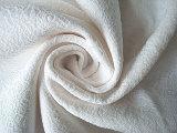Blanco de la tela de estiramiento del telar jacquar del T/C