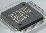 Laser-Gravierfräsmaschine der Faser-20W für Metallmaterial-Produkt