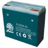 呼出されるセリウムULの証明書との深いサイクル電池12V 20ah (SP6-DZM-20)