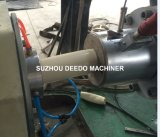 Cadena de producción plástica del tubo del PVC máquina del estirador