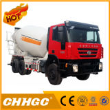 3車軸6X4 7cbm具体的なミキサーのトラック