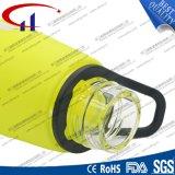 высокая бутылка воды боросиликатного стекла 570ml для спортов (CHB8021)