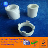 Desgaste del contenido del alúmina del 92% alto - tubo de cerámica/tubo/anillo del alúmina resistente