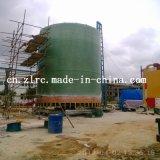 Réservoir résistant à la corrosion chimique du réservoir de fibre de verre de FRP/GRP