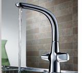 Griff-Waschbecken-Wannen-Mischer des Luxus-zwei (DH39)