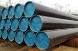 Línea soldada tubo del espiral hueco de acero de la sección del API 5L 3PE Fbe para el gas de agua