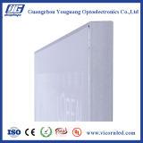 Éclairage LED magnétique Box-SDB20 de bâti noir de couleur