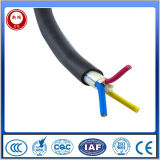 Nyyhy 450/750V Flexible Copper Conductor PVC InsulatedおよびSheathed Cable