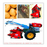Azienda agricola Machine Mini Potato Harvester Matched con Walking Tractor