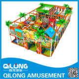 Plastic Indoor-Spielplatz mit TÜV-SGS (QL-3059D)