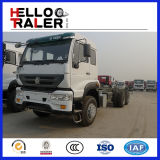 Caminhão pesado resistente do trator do trator 6X4 371HP do caminhão de HOWO