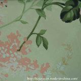 Polyester gedrucktes Gewebe des Klage-Futters der Frauen