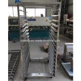 32 dienbladen die van het Diesel van de Apparatuur Oven Rek van het Gas de Roterende voor de Prijs van de Fabriek van de Bakkerij bakken