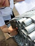El mejor tubo de acero galvanizado estándar de la calidad BS1387