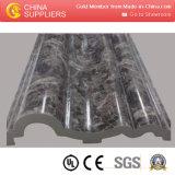 PVC 모조 대리석 실내 장식 물자 밀어남 선
