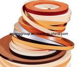 Fibre de bois de la bordure foncée de PVC/ABS pour le protecteur de Module de cuisine