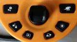 industria Videoscope del Portable di 6.0mm con rotazione della barra di comando da 360 gradi, cavo difficile di 1.5m