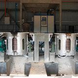 Kgpsのアルミニウム中間周波数の誘導加熱の溶ける炉500kw