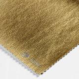 Cuir métallique de vinyle de tapisserie d'ameublement