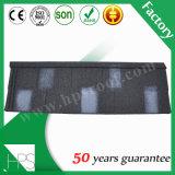 Tuiles de toit enduites en métal de pierre de bardeau de matériau de construction de qualité de Guangzhou