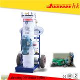Purificador de óleo portátil do motor para o sistema hidráulico