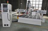 Máquina tangencial del ranurador del CNC del Atc para el corte de papel del paño/del cartón