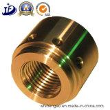 Pièce usinée d'acier inoxydable d'axe de la haute précision 5/acier acier du carbone/allié avec le découpage de laser