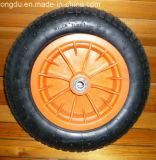 외바퀴 손수레 타이어 압축 공기를 넣은 무덤 바퀴